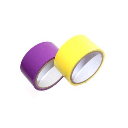 調教專用SM膠帶 – 紫色