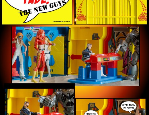 Toyville The New guys