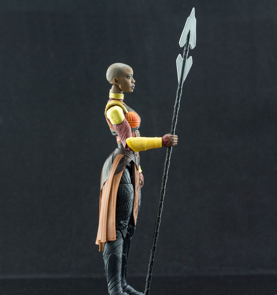 Okoye Full spear