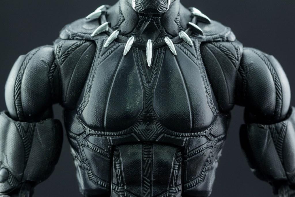 Black Panther torso front