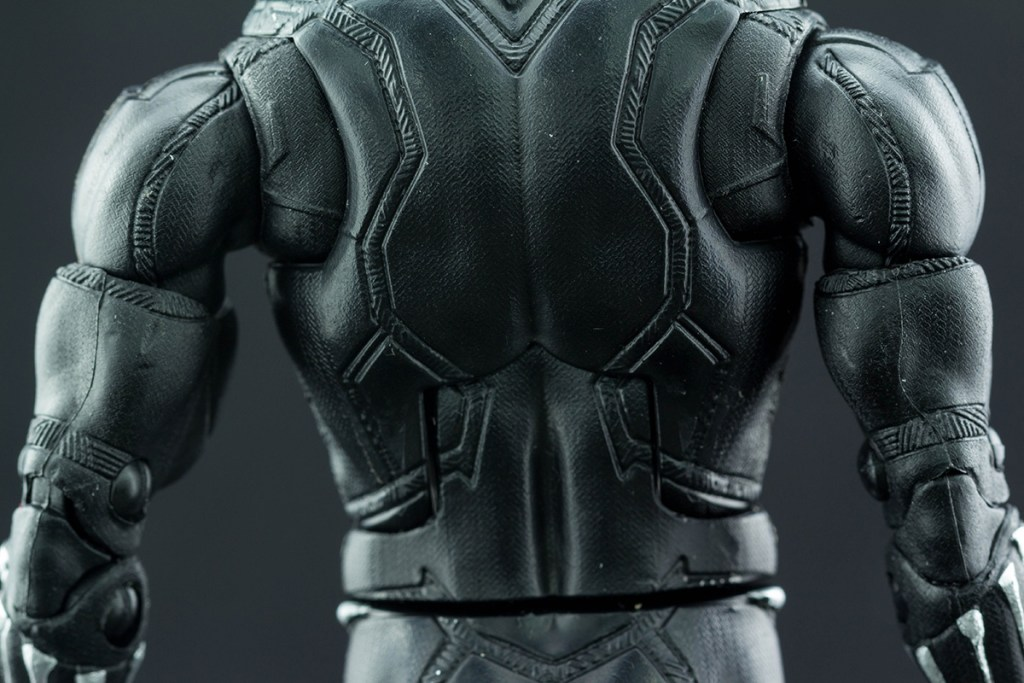 Black Panther torso back