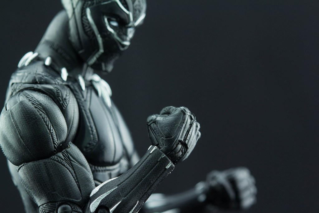 Black Panther fist