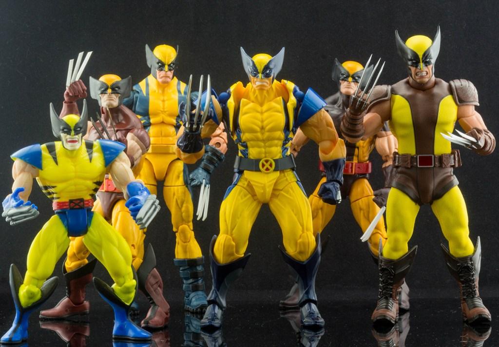 Amazing Yamaguchi Revoltech Wolverine