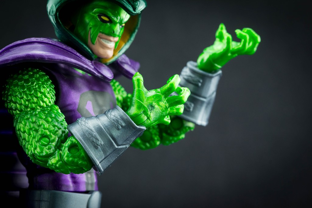 Marvel Legends Serpent Society