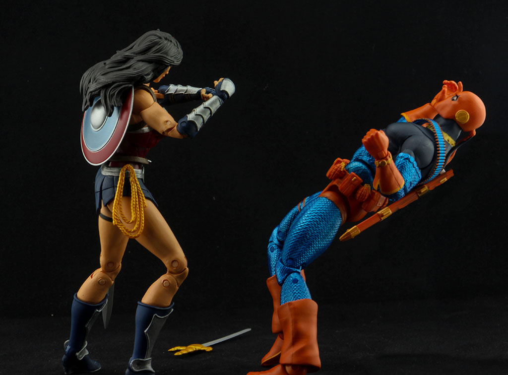 DC Icons Deathstroke