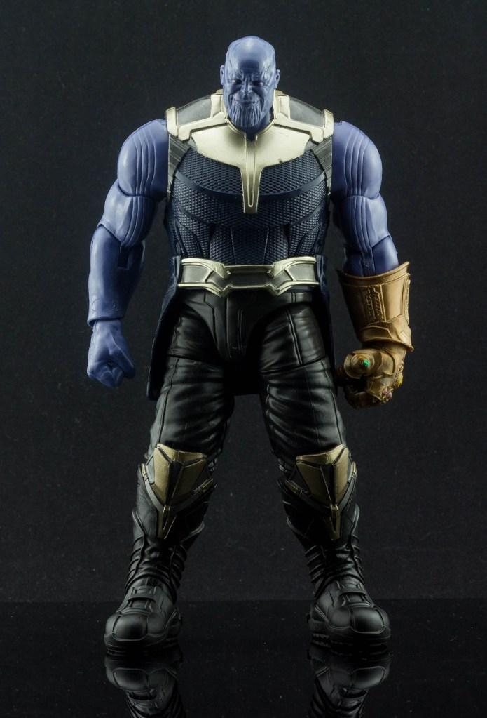 Marvel Legends MCU Thanos BAF Review