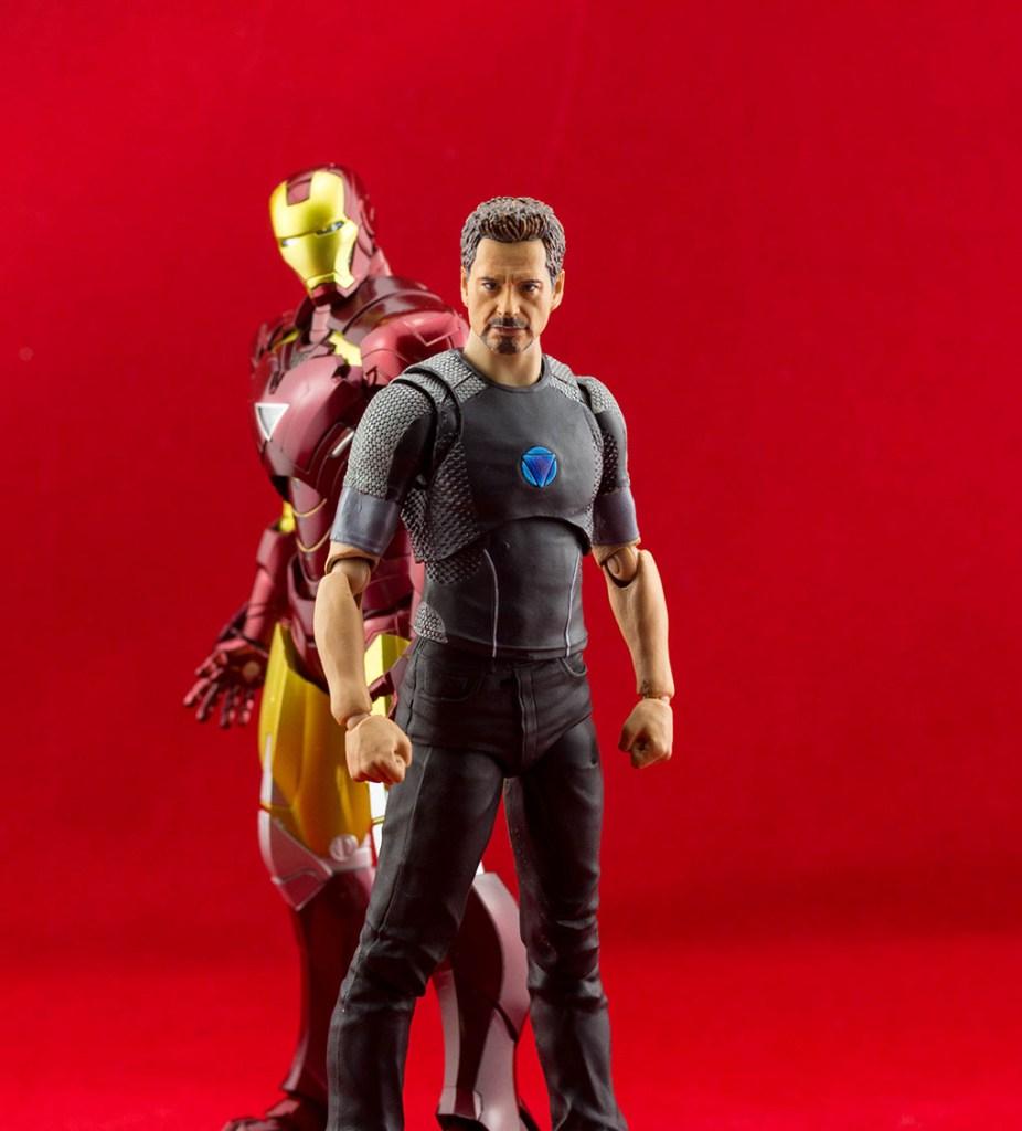 Figuarts Iron Man MK VI