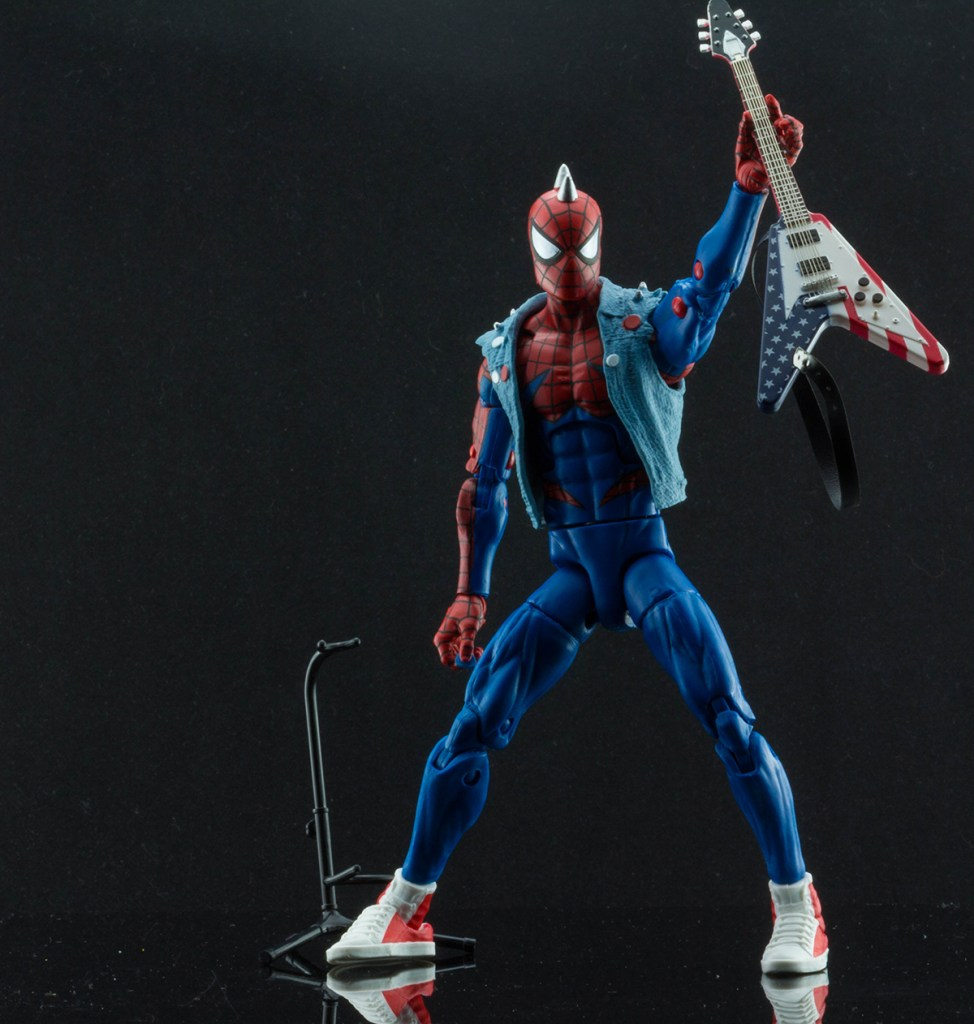 Marvel Legends SpiderPunk