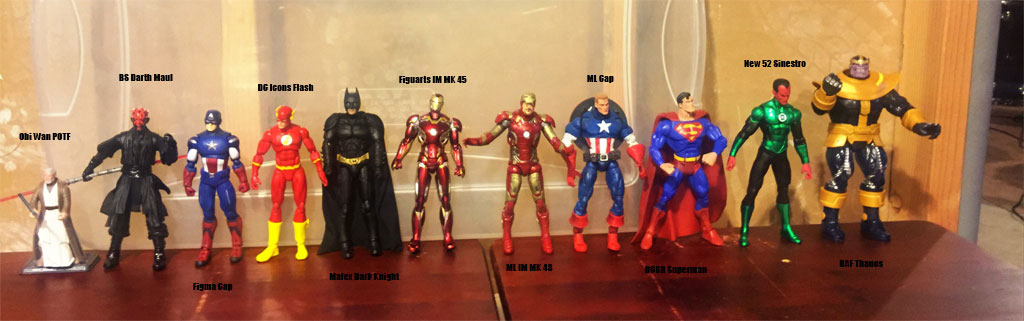 Action Figure Collecting 101 Part 2