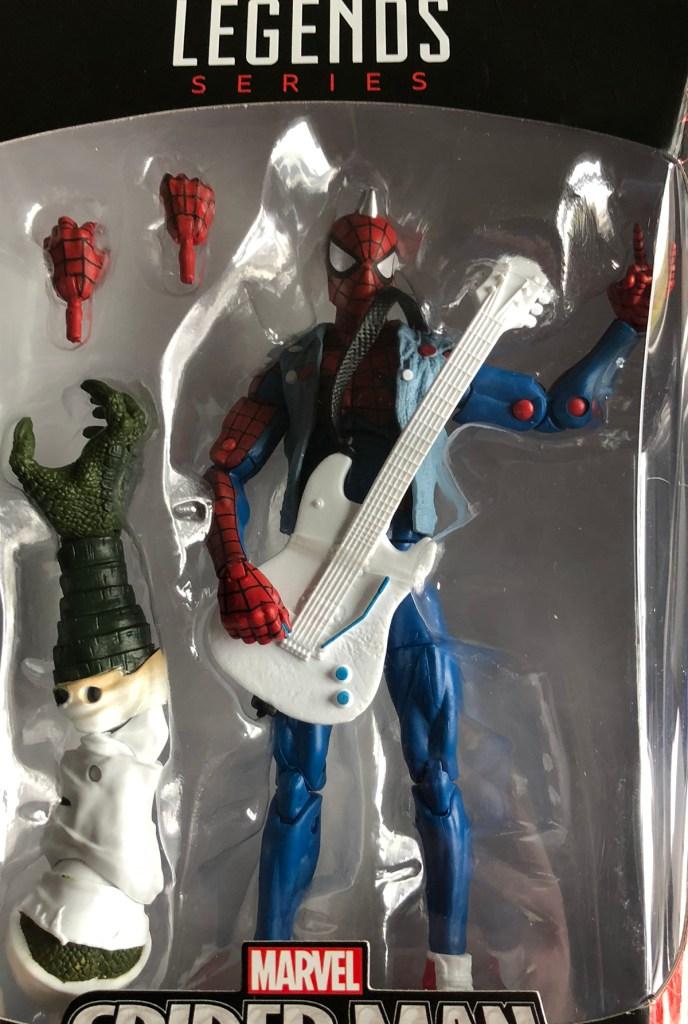 Marvel Legends Spider Punk
