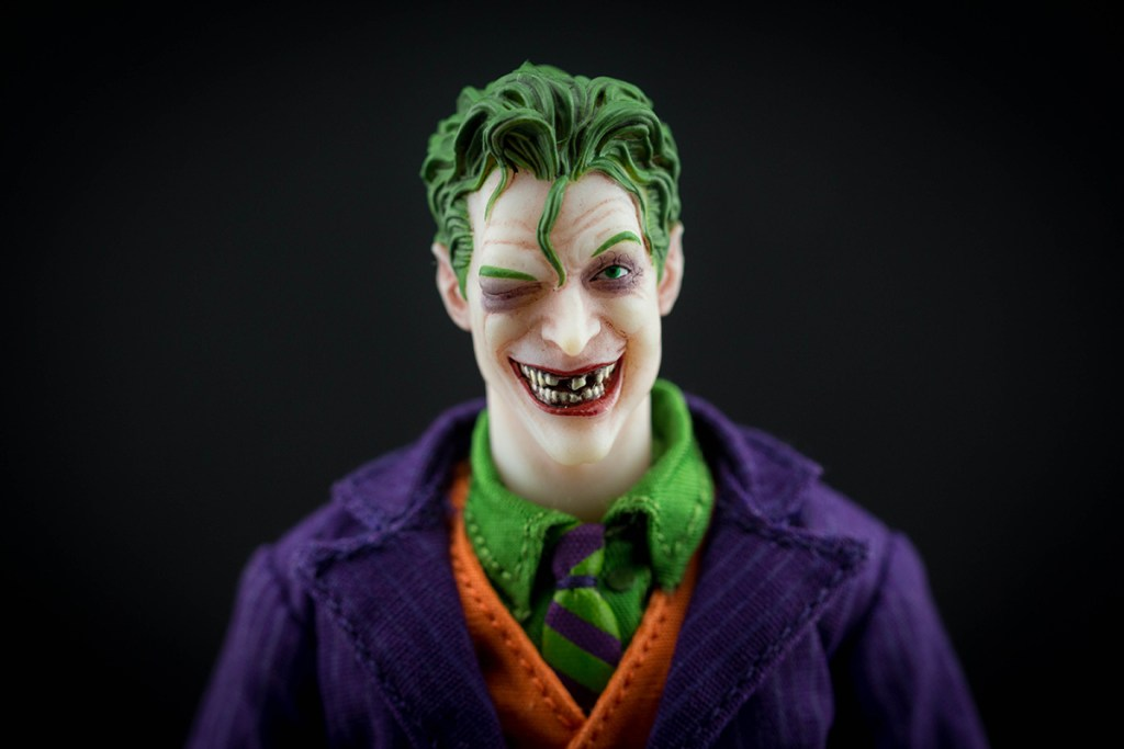 Mezco Joker Deluxe Edition