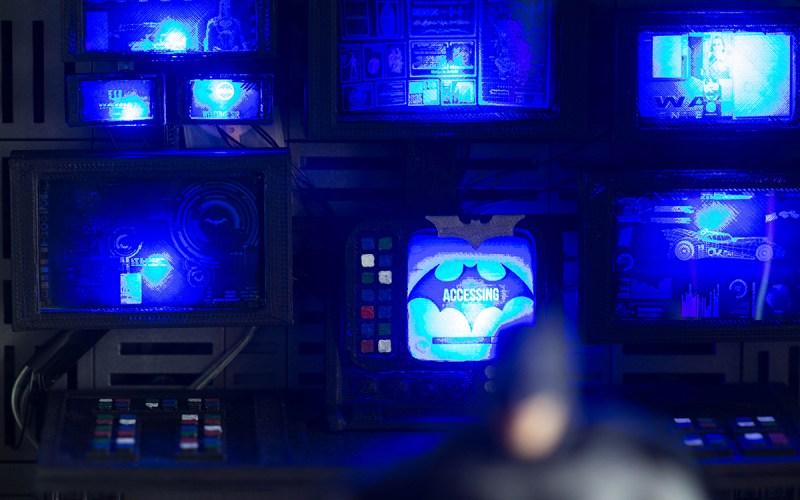Rhino Dioramas Bat Computer