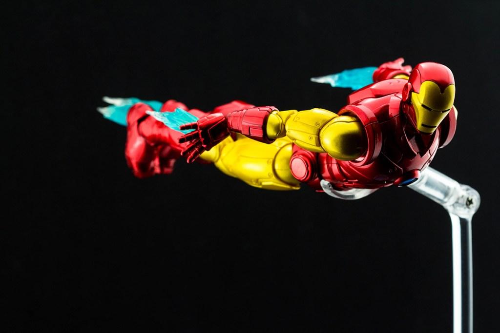 Mezco Iron Man