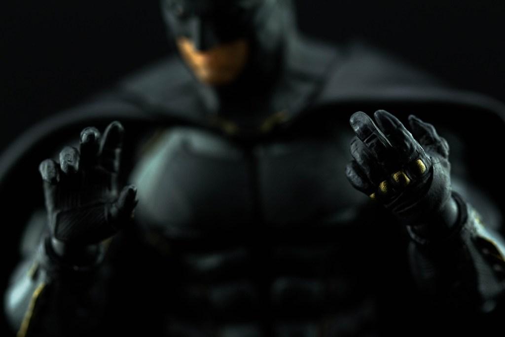 Mezco Tactical Suit Batman