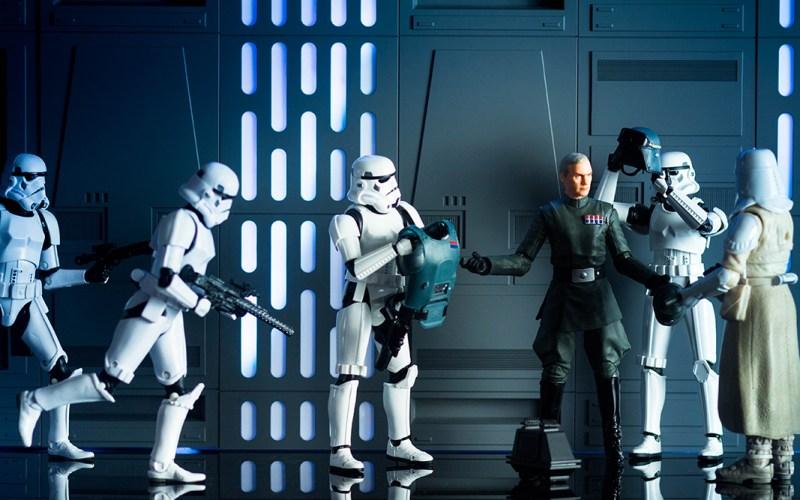 Star Wars The Black Series General Veers