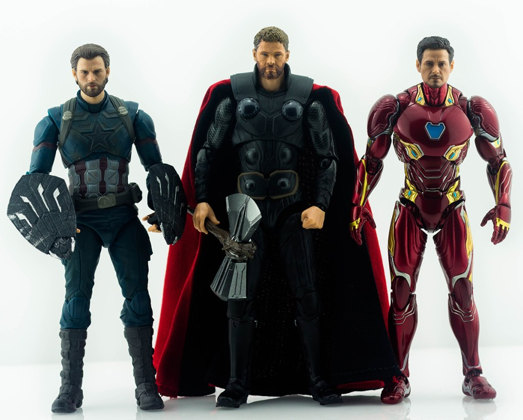 Figuarts Infinity War Thor