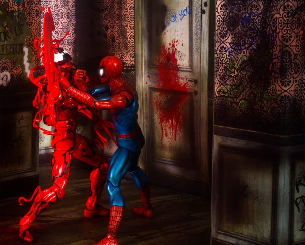 Mafex Spider Man