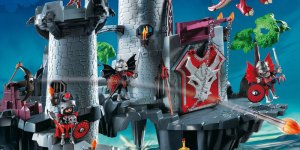 Playmobil-Dragon-Castles