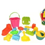 Sand Bucket & Toys Beach Sets