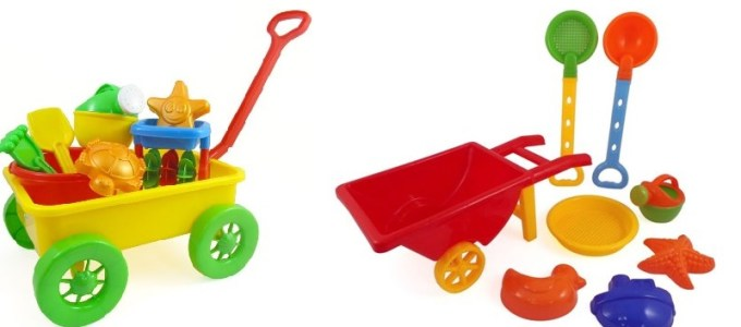 Best Beach Toys on Wheels