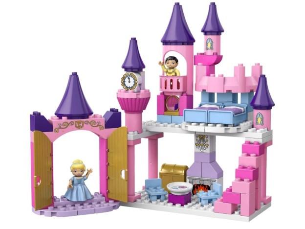 Disney Cinderella Castle Lego Duplo