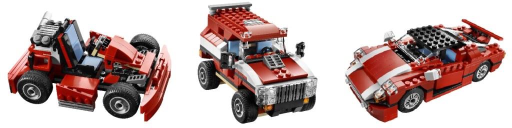 Lego Creator Car & Truck
