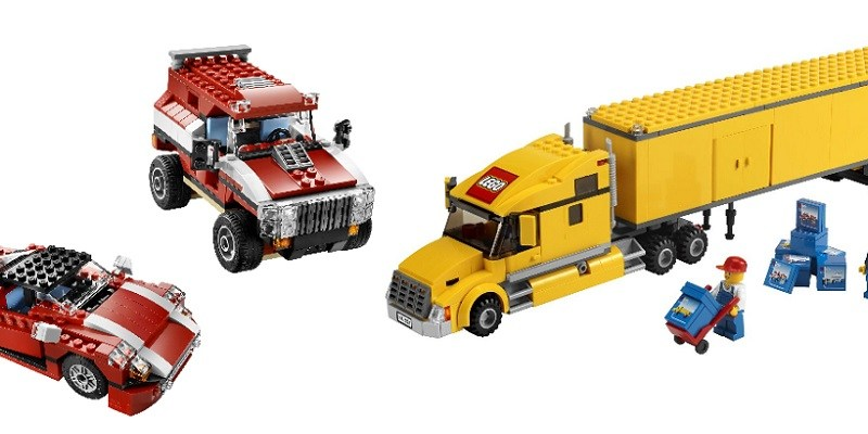 Lego Automobiles:  Cars and Trucks