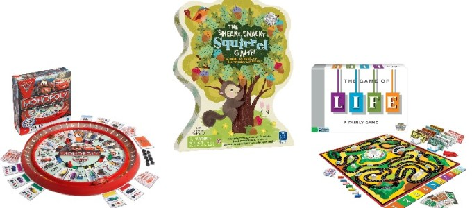 Fun Board Games for Young Kids