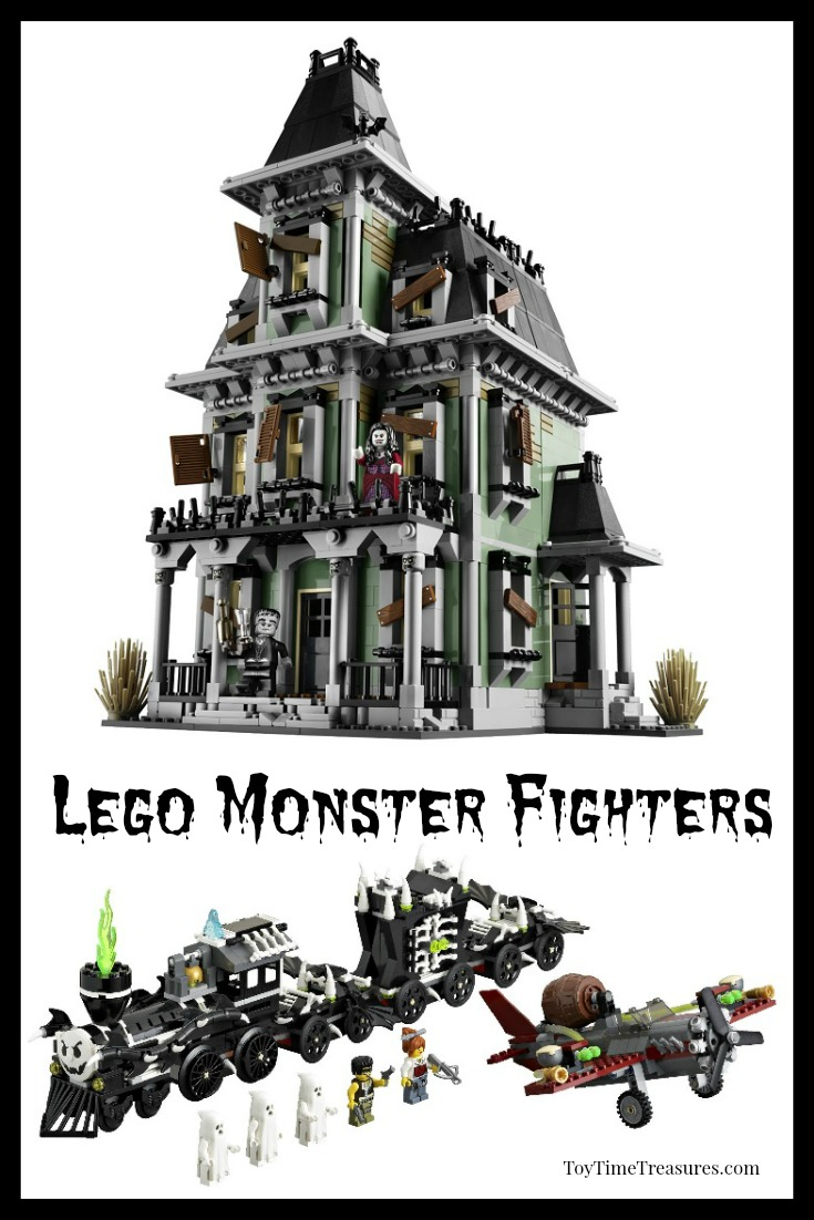 Lego Monster Fighters Sets