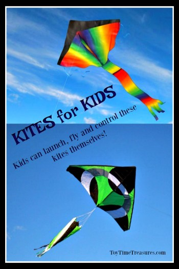 Easy to Fly Kites