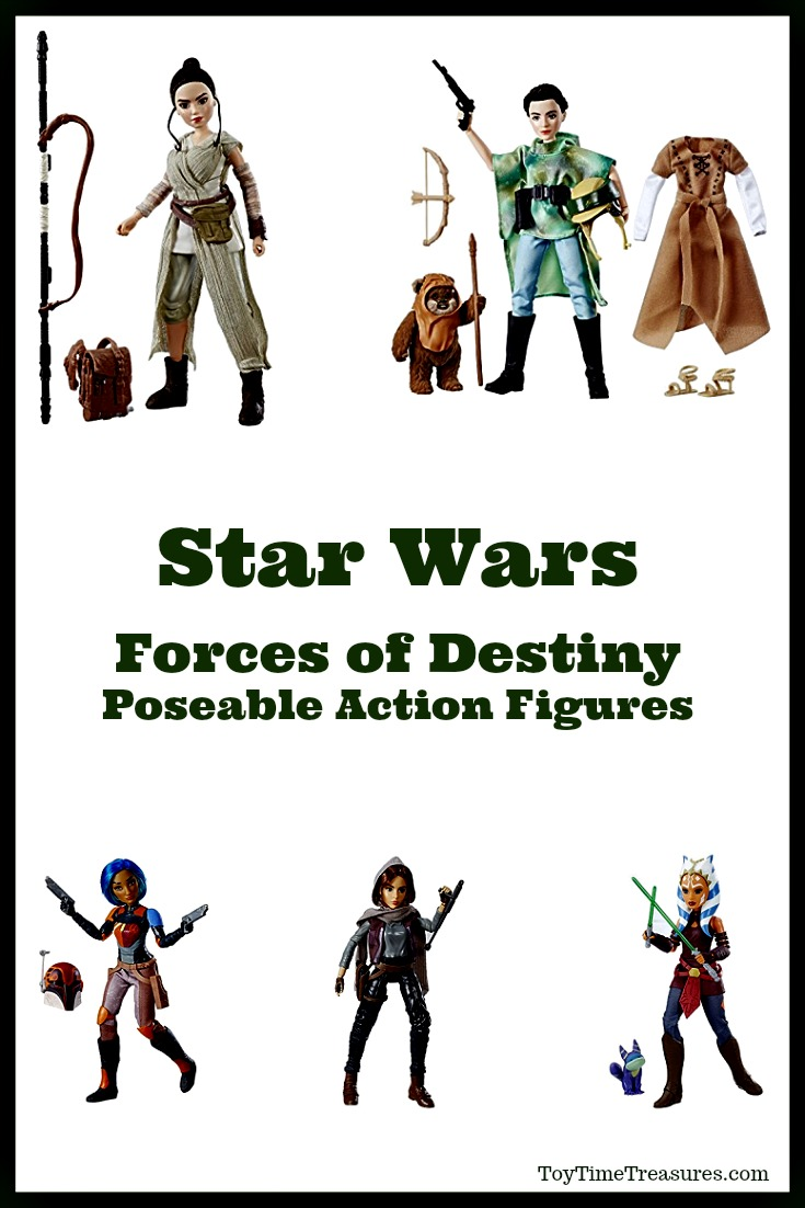 Star Wars Female Action Figures
