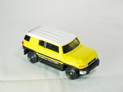 Yellow Body with Black Glass