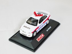 REAL-X COLLECTION 1-72 UK POLICE CAR 507 - BMW Patrol Car - 02