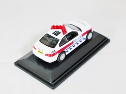 REAL-X COLLECTION 1-72 UK POLICE CAR 507 - BMW Patrol Car - 04