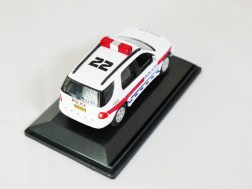 REAL-X COLLECTION 1-72 UK POLICE CAR 508 - Mercedes-Benz M CLASS ML 320 SUV Patrol Car - 04