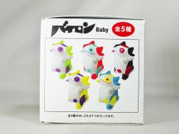 VAG Vinyl Artist Gacha BOX S01 Medicom Instinctoys Byron RANGERON Baby Box 03