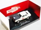 WIDEA 1-87 DIE CAST COLLECTIBLE CAR - Ford Escort MK 1 - 1000 Lakes 1968 Winner - No. 38 - 02