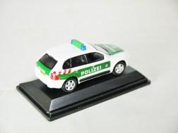REAL-X COLLECTION 1-72 GERMANY POLIZEI CAR 512 - Porsche Cayenne Patrol Car - 07