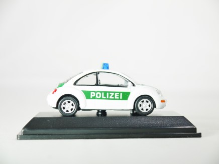 REAL-X COLLECTION 1-72 GERMANY POLIZEI CAR 512 - VW Beetle Patrol Car - 05