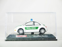 REAL-X COLLECTION 1-72 GERMANY POLIZEI CAR 512 - VW Beetle Patrol Car - 08