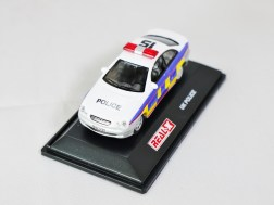 REAL-X COLLECTION 1-72 UK POLICE CAR 505 - Mercedes-Benz Patrol Car - 02