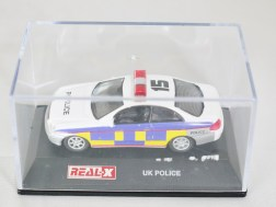 REAL-X COLLECTION 1-72 UK POLICE CAR 505 - Mercedes-Benz Patrol Car - 06