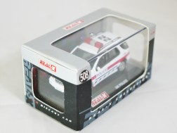 REAL-X COLLECTION 1-72 UK POLICE CAR 508 - Mercedes-Benz M CLASS ML 320 SUV Patrol Car - 09