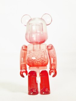 Medicom Toy Bearbrick S26 - Jellybean - Red - 01