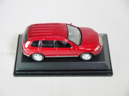 REAL-X COL 1-72 127 VOLKSWAGEN TOUAREG Drk Red 05