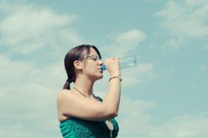 登山,水分補給