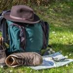 軽登山,トレッキング,道具,装備,持ち物