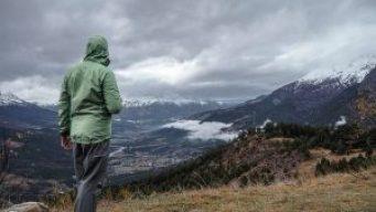 登山,レインウェア,選び方