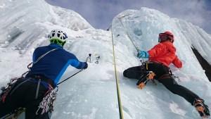 冬,登山,コーディネート