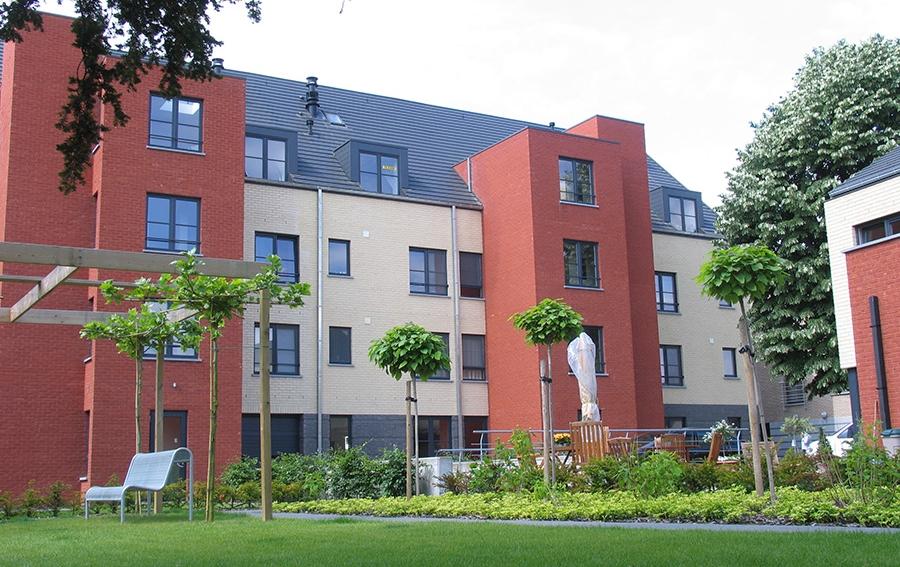 Projet immobilier à Nieuwerkerken